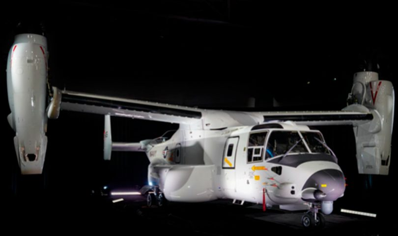 Osprey, convertiplano, Bell, Boeing, US Navy