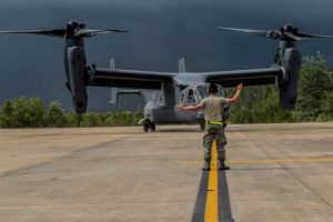 USAF, Osprey, V-22, Bell, Boeing, USAF