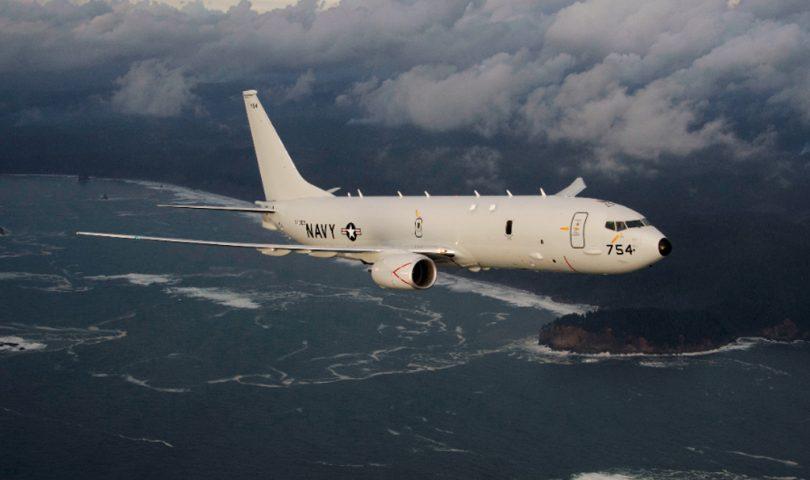 P-8A, Poseidon, Boeing, US Navy