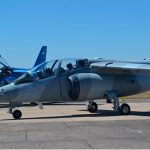 FAdeA entregó un nuevo avión Pampa III a Fuerza Aérea Argentina
