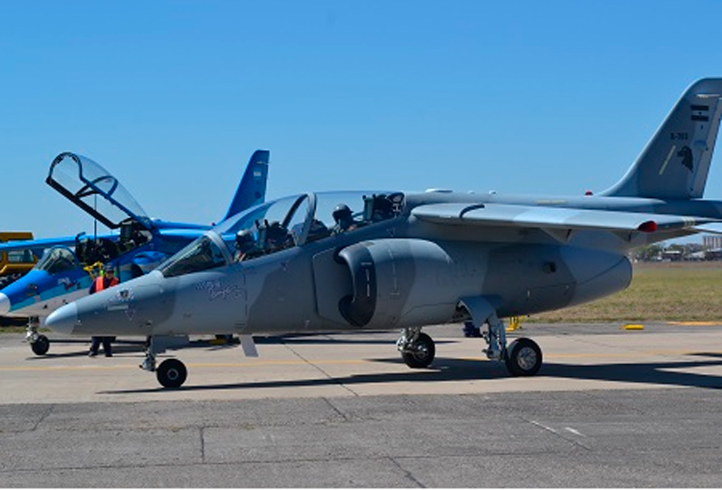 Pampa III, Fadea, Fuerza Aérea Argentina