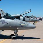 Aviones Pampa III para la VI Brigada Aérea de la Fuerza Aérea Argentina