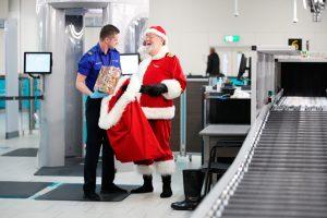 Papá Noel se embarcará en aviones de EasyJet estas navidades