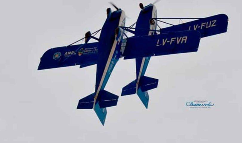 Petrel 912 acrobacia