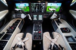 Phenom, 300E, Embraer, cockpit, cabina, Phenom 300E