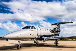 Embraer presentará el Phenom 100EV en la feria EBACE