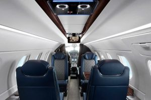 Embraer presenta la nueva versión del Phenom 300 en EBACE