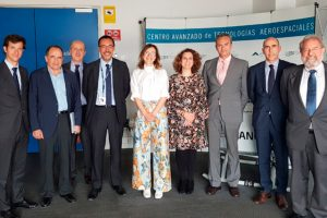 Pilar Serrano, nueva presidenta de la Fundación Andaluza para el Desarrollo Aeroespacial (FADA)