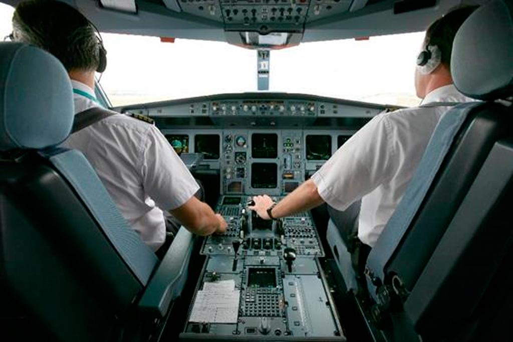 Pilotos, cockpit