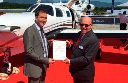 Piper M600 obtiene la certificación de EASA