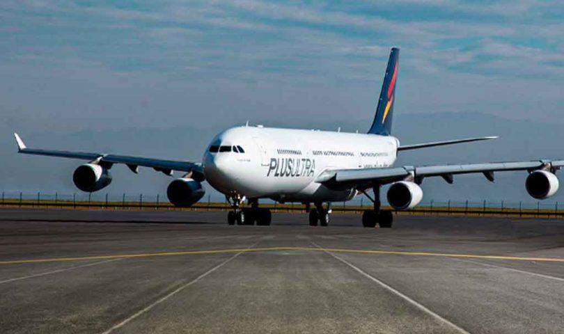 Plus Ultra, A340