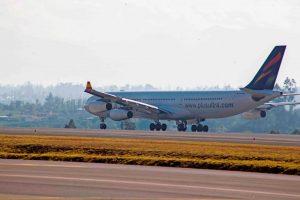 A340 de Plus Ultra