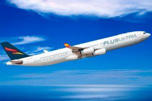 Plus Ultra Líneas Aéreas conectará España y Ecuador