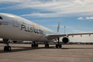 Plus Ultra Líneas Aéreas conectará España y Venezuela