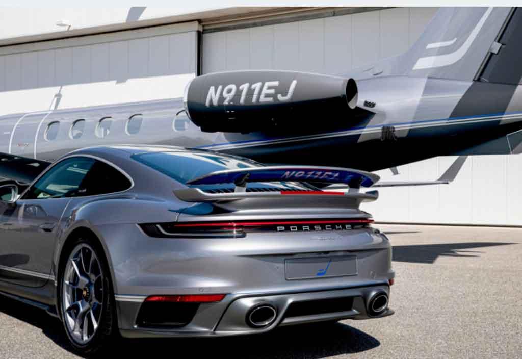 Porsche, Embraer