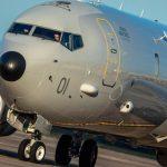 Primer Poseidon para la RAF