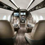 Embraer anuncia mejoras en las cabinas del Praetor 500/600