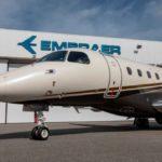 Embraer entrega el primer Praetor 600 al cliente de lanzamiento