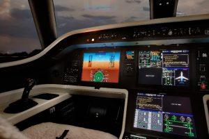 Praetor cockpit