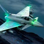 EuroDASS lanza Praetorian Evolution para el Typhoon