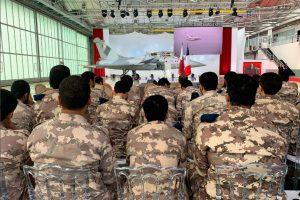 Qatar recibe su primer Rafale