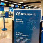 Air Europa amplía su servicio de facturación y embarque prioritarios a todos los aeropuertos donde opera