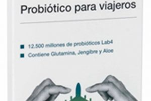 Faes Farma presenta probióticos para viajeros