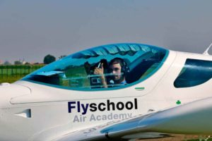 PS28, Flyschool Air Academy