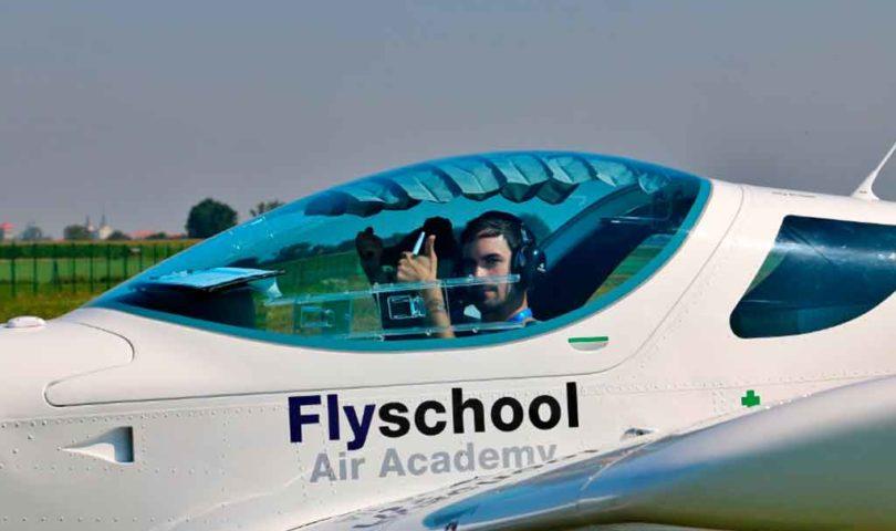 PS28, Flyschool Air Academy