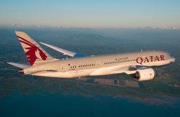 B787, Qatar Airways, Qatar