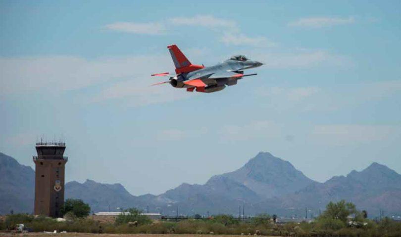 QF-16, EX F-16, TARGET,