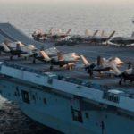 El Queen Elizabeth recibe F-35B británicos y de Estados Unidos
