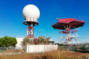 radar, El Prat, Aeropuerto, Enaire