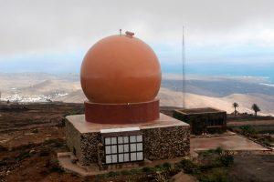 ENAIRE pone en servicio un nuevo radar en la isla de Lanzarote