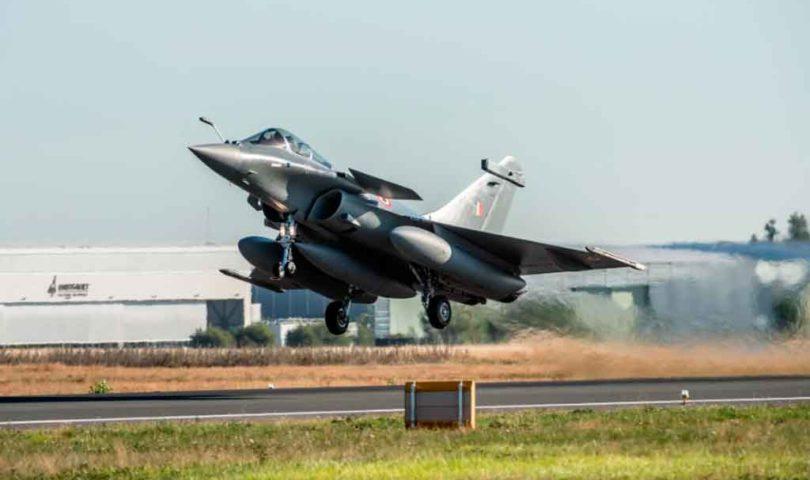 Rafale, India, Fuerza Aérea India
