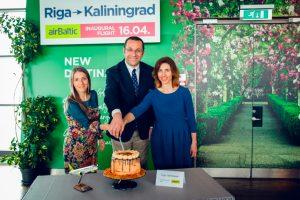 airBaltic lanza vuelos desde Riga a Kaliningrado