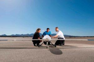 UAV, Robotic Skies