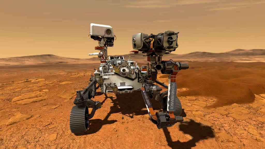 Rover, Marte