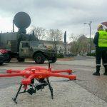 UNVEX incluirá los usos de drones en la crisis del Covid19 en su programa