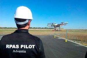 AESA aclara los requisitos para operar drones fitosanitarios