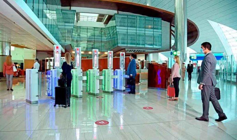 Dubai, biometria
