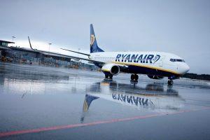 Ryanair presenta su oferta de vuelos para Vitoria en la temporada invierno 2017