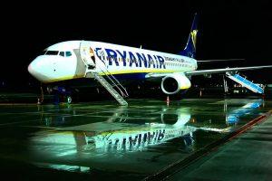 Nueva ruta de Ryanair entre Castellón y Polonia