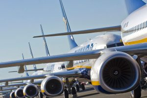 La huelga de Ryanair afecta a 40 mil pasajeros en toda Europa