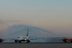 Ryanair inaugura sus nuevas rutas de invierno en Sevilla