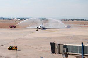 Ryanair inaugura la ruta de invierno Valencia-Budapest