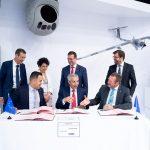 Safran, Hensoldt Optronics y Mades firman acuerdos en relación al Euromale