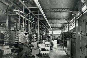 El fabricante francés de baterías Saft cumple 100 años