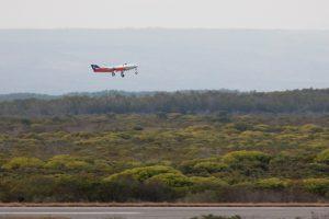 Primer vuelo del UAV SAGITTA de Airbus DS