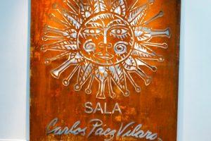 """Nombran """"Carlos Páez Vilaró"""" a la sala de ingreso del Aeropuerto de Punta del Este"""